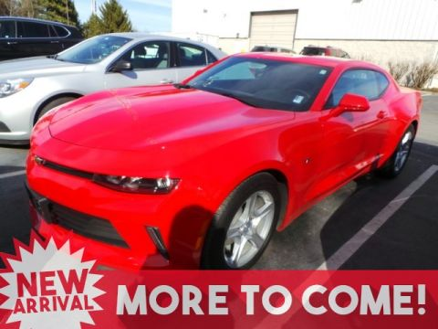 Pre-Owned 2016 Chevrolet Camaro 1LT RWD 2D Coupe