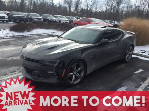 Pre-Owned 2017 Chevrolet Camaro SS RWD 2D Coupe