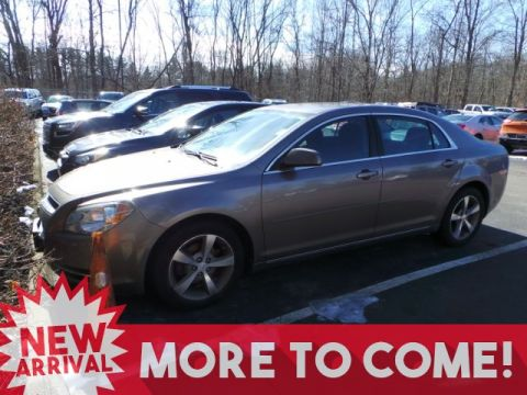 Pre-Owned 2011 Chevrolet Malibu LT FWD 4D Sedan