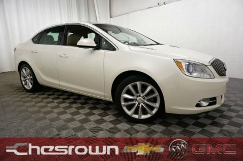 Pre-Owned 2013 Buick Verano Convenience Group FWD 4D Sedan