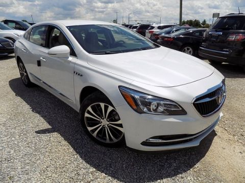 2017 Buick LaCrosse Preferred 4D Sedan