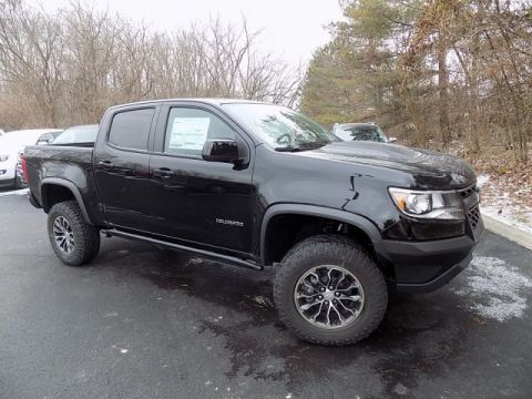 2018 Chevrolet Colorado ZR2 4D Crew Cab