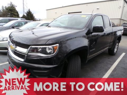 Pre-Owned 2015 Chevrolet Colorado LT RWD Extended Cab
