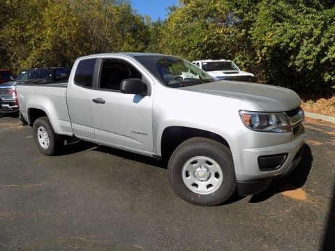 New 2018 Chevrolet Colorado Work Truck RWD 4D Extended Cab