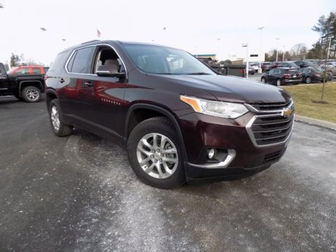 2018 Chevrolet Traverse LT Cloth 4D Sport Utility