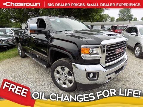 New 2018 GMC Sierra 2500HD SLT