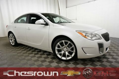 Pre-Owned 2017 Buick Regal GS AWD