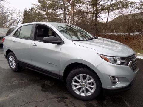 New 2018 Chevrolet Equinox LS AWD