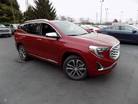 New 2018 GMC Terrain Denali AWD