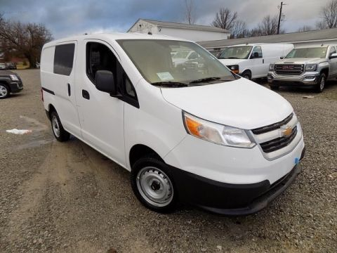 2017 Chevrolet City Express 1LT 3D Cargo Van