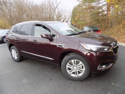New 2018 Buick Enclave Essence FWD 4D Sport Utility