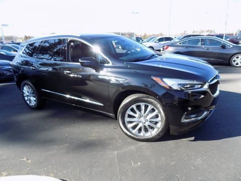 New 2018 Buick Enclave Premium Group AWD