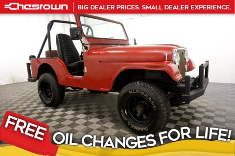 Pre-Owned 1975 Jeep CJ-7