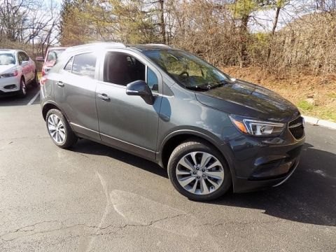 New 2018 Buick Encore Preferred FWD 4D Sport Utility