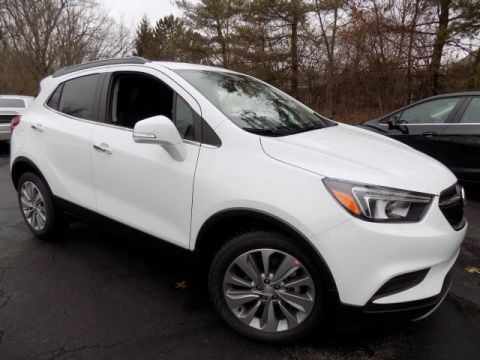 2018 Buick Encore Preferred 4D Sport Utility