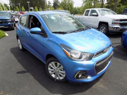 New 2018 Chevrolet Spark 1LT FWD 5D Hatchback