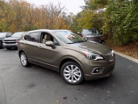 New 2018 Buick Envision Premium II AWD
