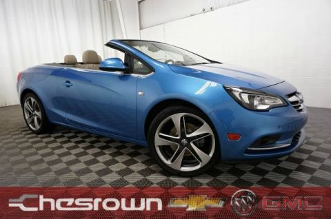Pre-Owned 2017 Buick Cascada Sport Touring FWD 2D Convertible