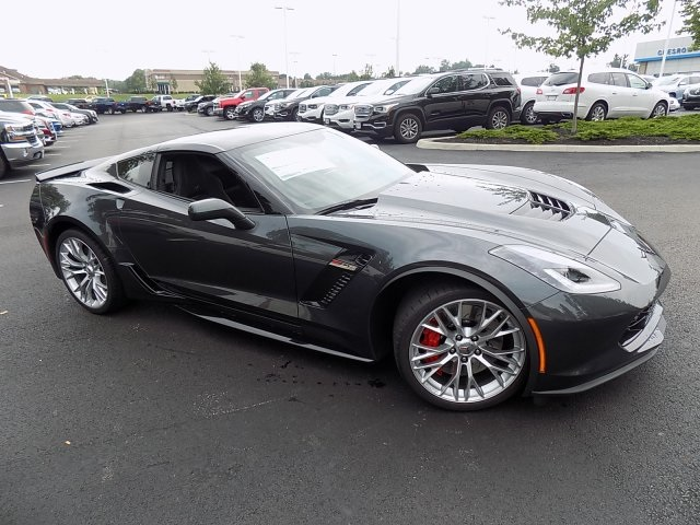 New 2018 Chevrolet Corvette Z06 2d Coupe In Delaware