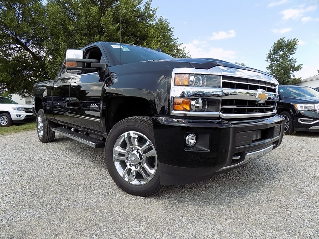 New 2019 Chevrolet Silverado 2500hd High Country 4d Crew Cab In