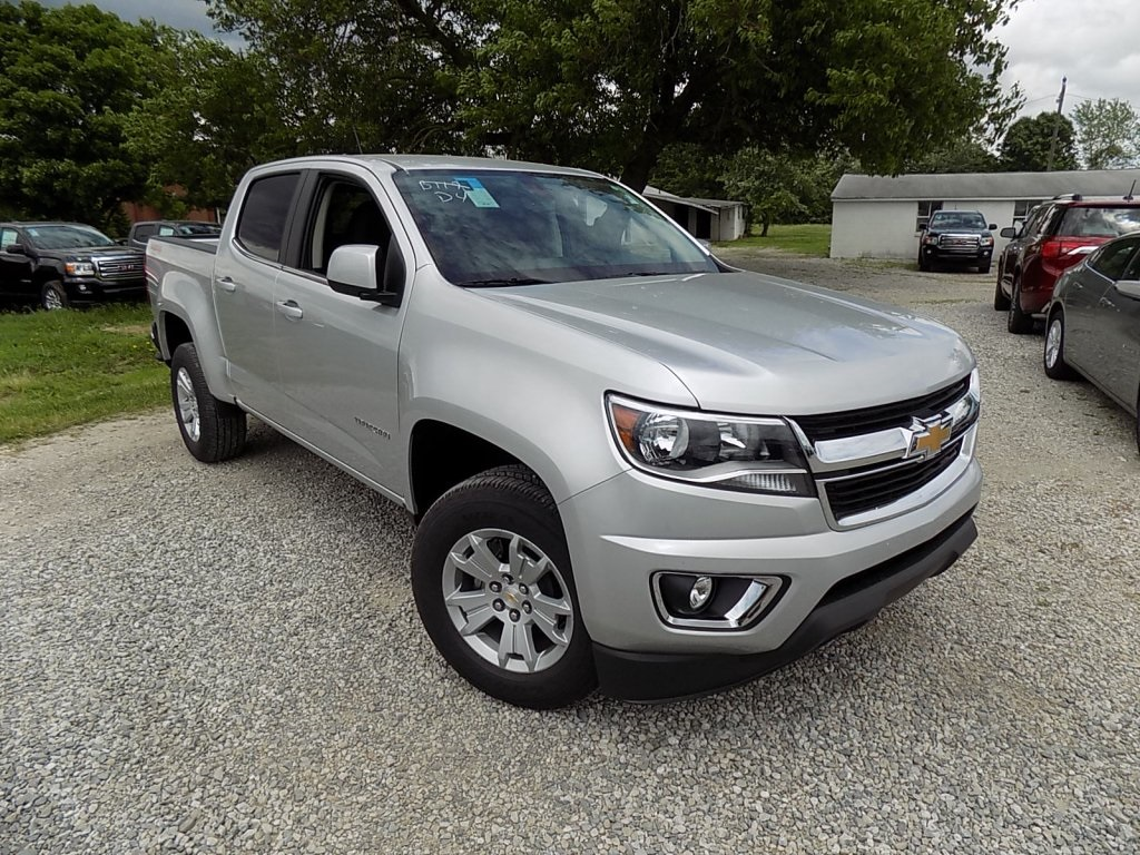 2018 Chevrolet Colorado LT 4WD