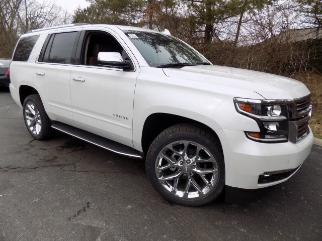 New 2018 Chevrolet Tahoe Premier