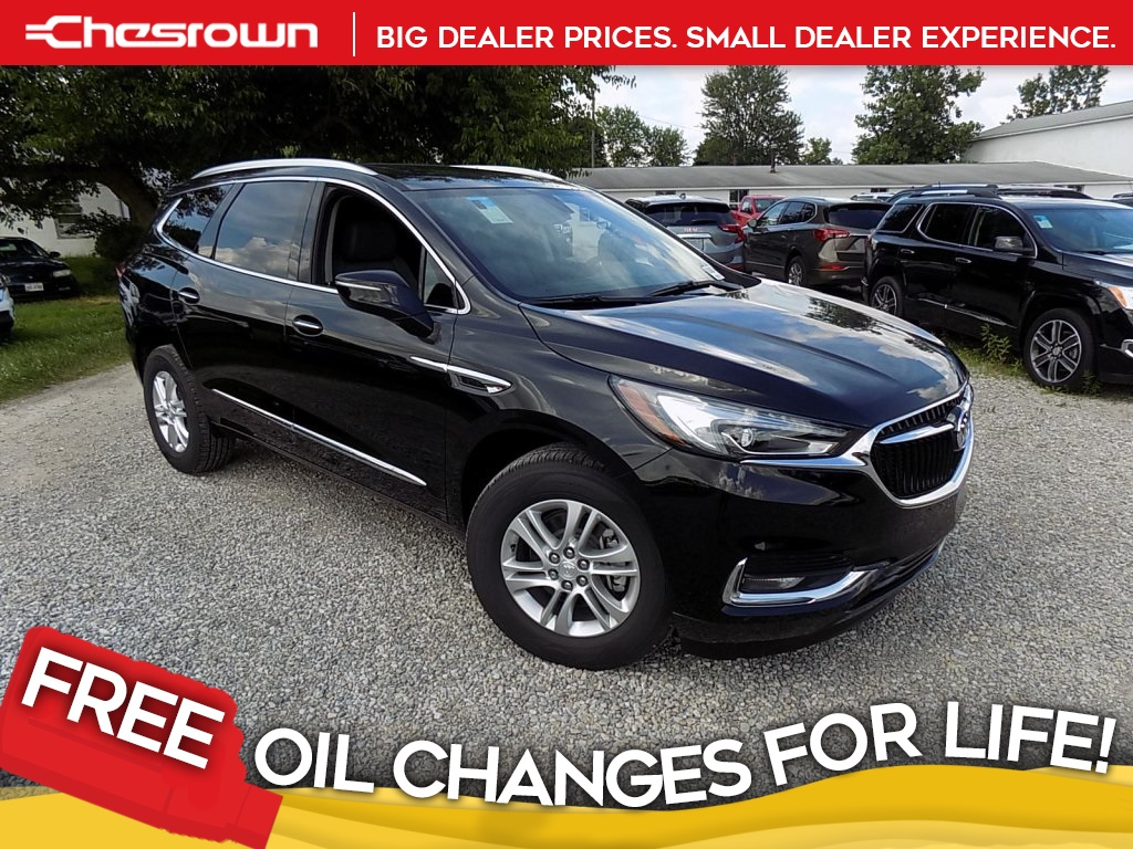New 2019 Buick Enclave Essence 4d Sport Utility In Delaware B19014