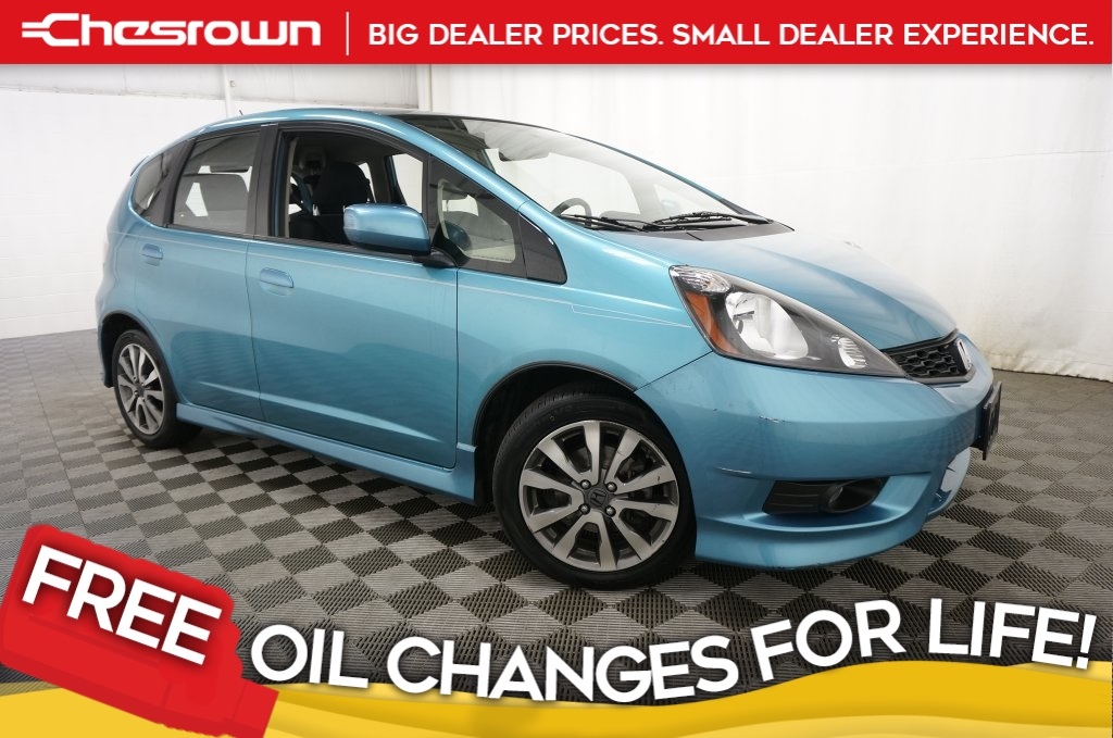 Pre Owned 2013 Honda Fit Sport