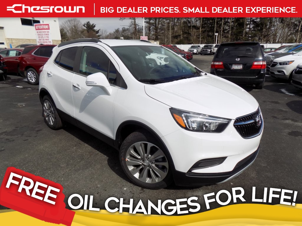 2019 Encore Preferred