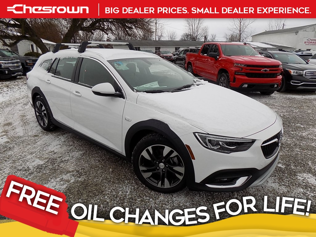 New 2019 Buick Regal Tourx Preferred 5d Wagon In Delaware B19076