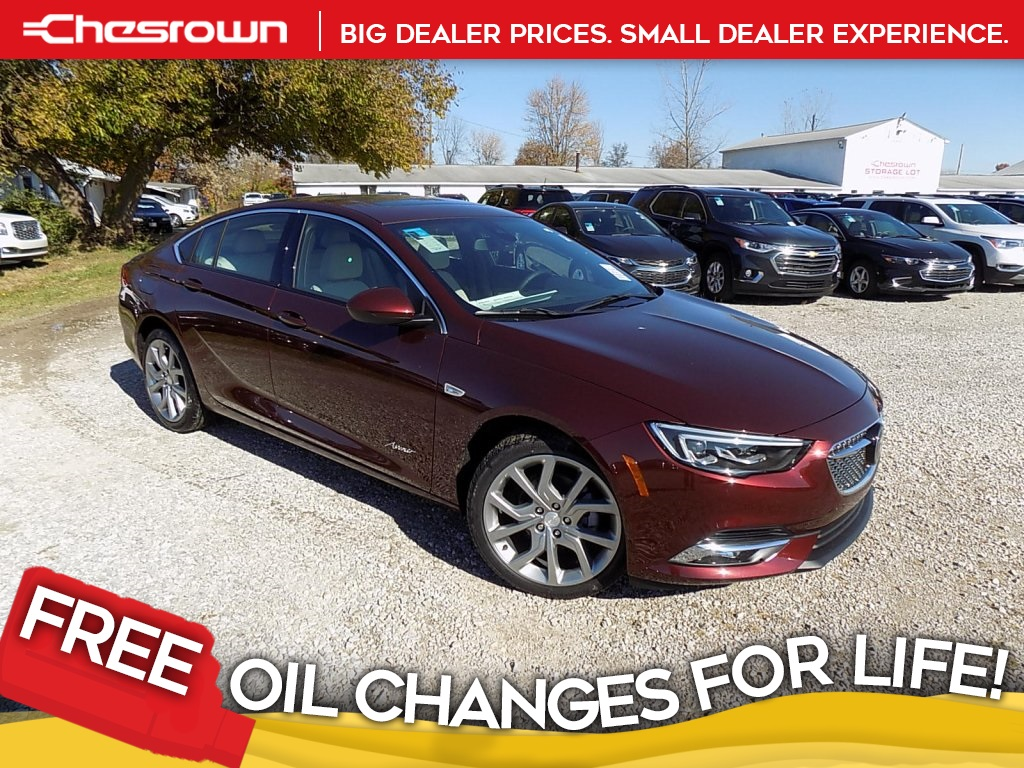 New 2019 Buick Regal Base 4d Sedan In Delaware B19070 Chesrown