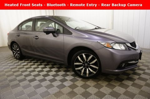 Pre-Owned 2014 Honda Civic EX-L FWD