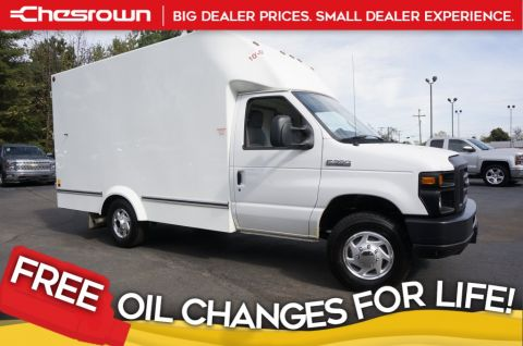 Pre-Owned 2017 Ford E-350SD Base