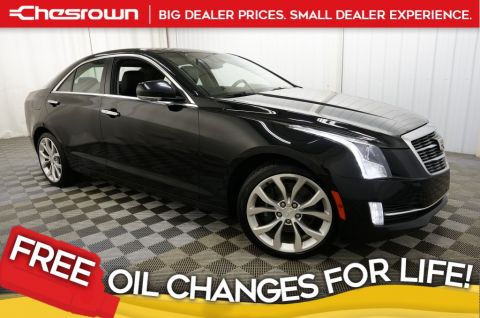 Pre-Owned 2015 Cadillac ATS 2.0L Turbo Performance