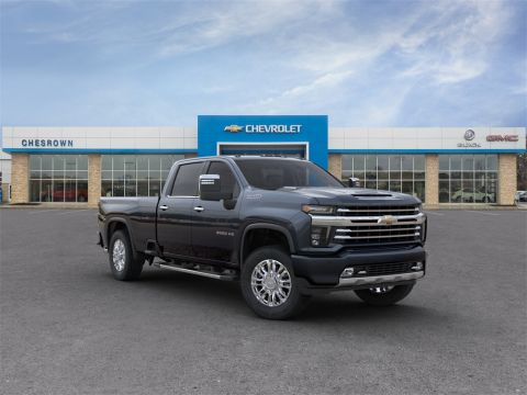 New 2020 Chevrolet Silverado 3500HD High Country With Navigation & 4WD