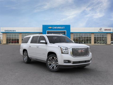 New 2020 GMC Yukon XL Denali With Navigation & 4WD