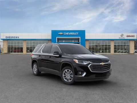 New 2020 Chevrolet Traverse LT FWD