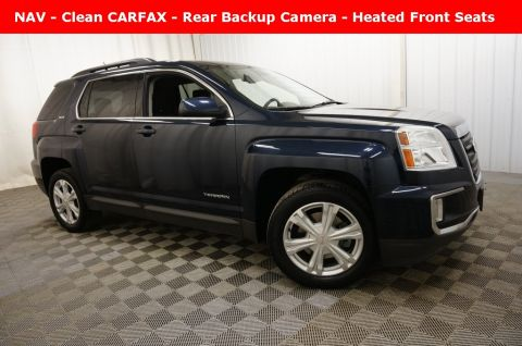 Pre-Owned 2017 GMC Terrain SLE-2 With Navigation