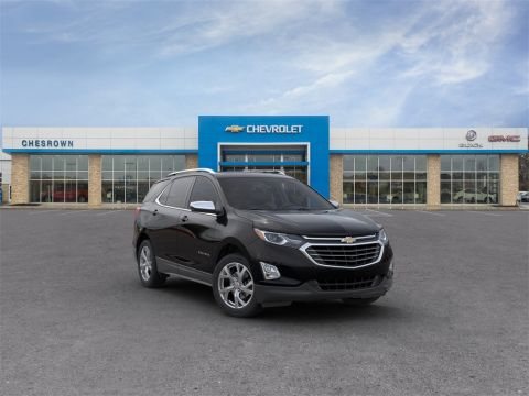 New 2020 Chevrolet Equinox Premier FWD