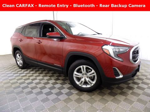 Certified Pre-Owned 2019 GMC Terrain SLE FWD
