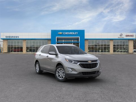 New 2020 Chevrolet Equinox LT FWD