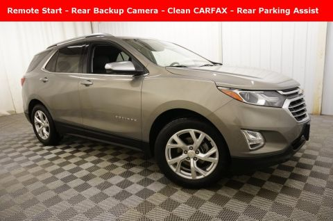 Certified Pre-Owned 2019 Chevrolet Equinox Premier FWD