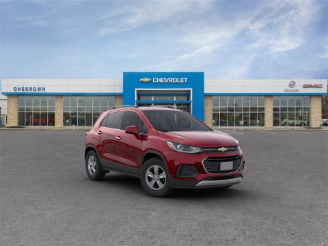 New 2020 Chevrolet Trax LT FWD
