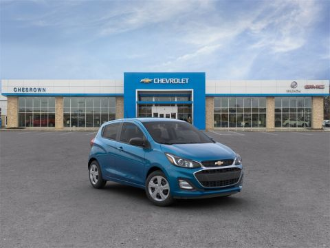 New 2020 Chevrolet Spark LS FWD