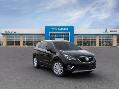 New 2020 Buick Envision Premium I AWD